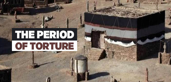THE PERIOD OF TORTURE