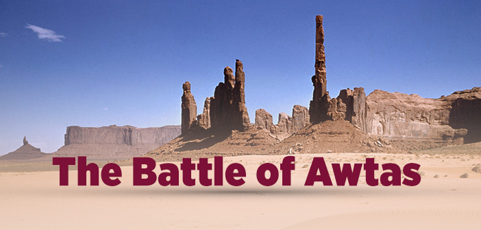 The Battle of Awtas