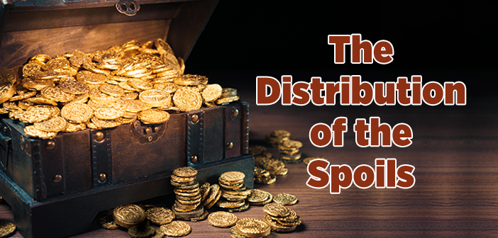 The Distribution of the Spoils